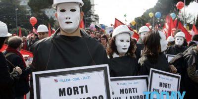 Governo: nuove norme contro le morti sul lavoro