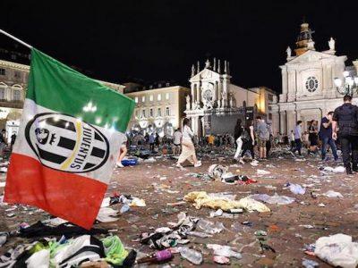 Tragedia di Piazza San Carlo: Appendino condannata 18 mesi