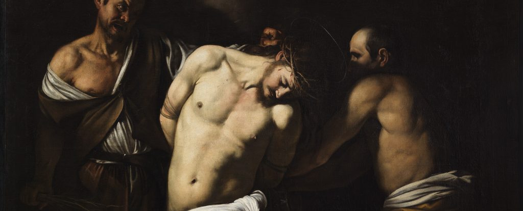 Caravaggio - Flagellazione di Cristo