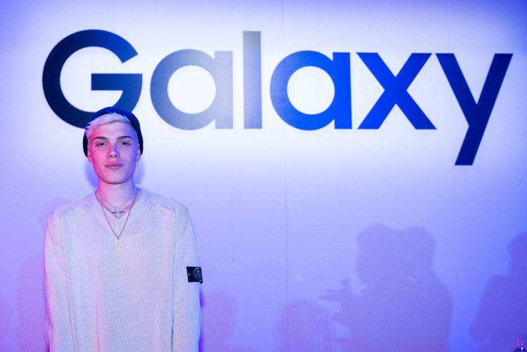 Il Biondo - Samsung Galaxy A event