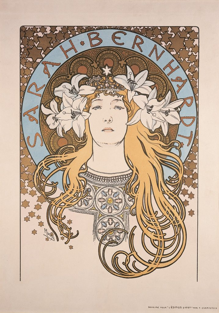 immagine art nouveau
