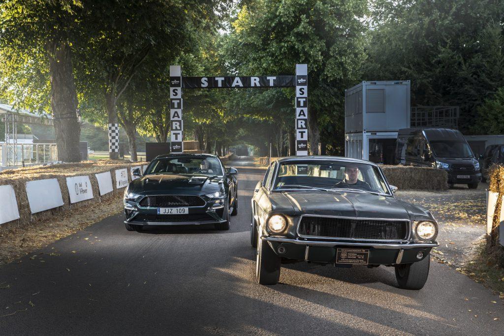 Ford Mustang Bullit e Ford Mustang GT390