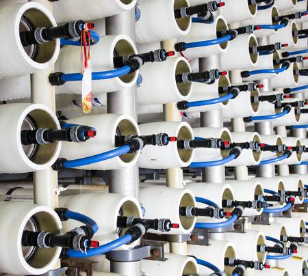 impianto desalinizzazione