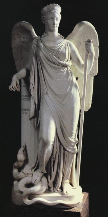 statua intera la pace di canova
