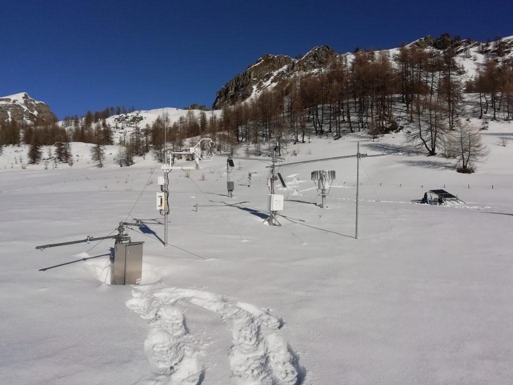 sabbia neve
