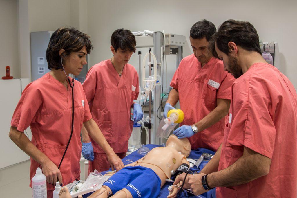 Centro Florim, equipe medica