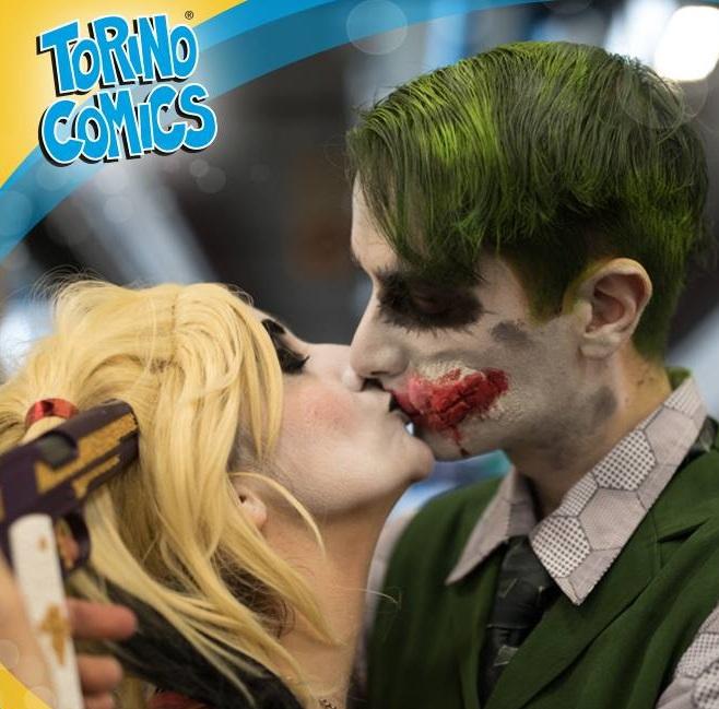 coppia di cosplayer