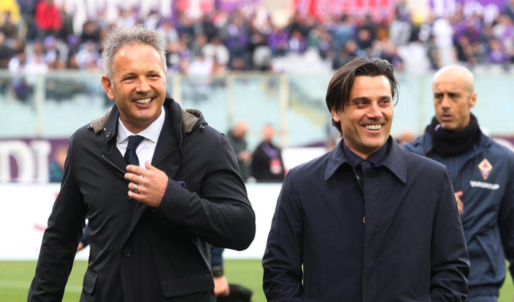 Serie A; Fiorentina Vs Bologna