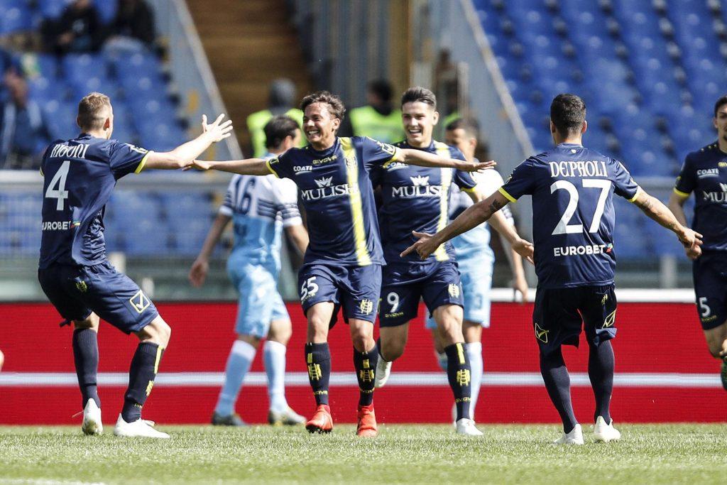 Serie A; SS Lazio vs AC Chievo Verona