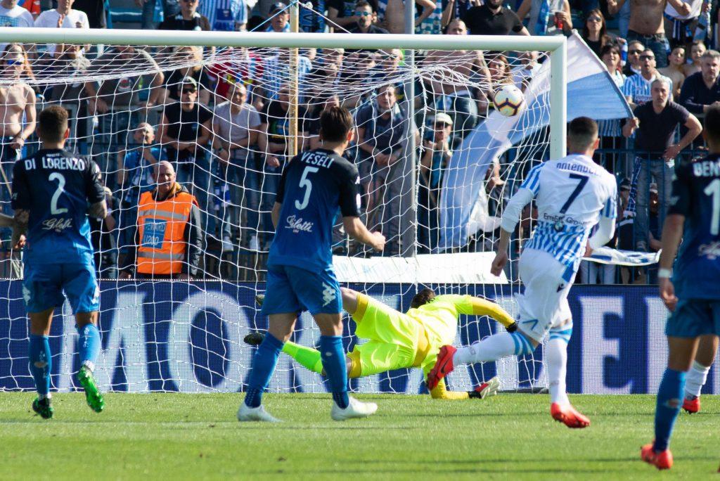 Serie A; Empoli-Spal