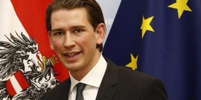 Il cancelliere austriaco Sebastian Kurz si dimette