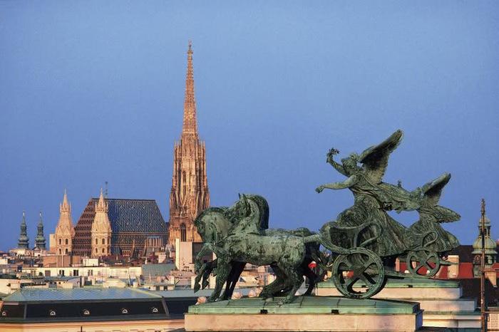 cattedrale santo stefano a vienna, cattedrali risorte