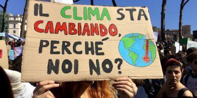 Scuola, progetto ambiente: educazione alla giustizia climatica
