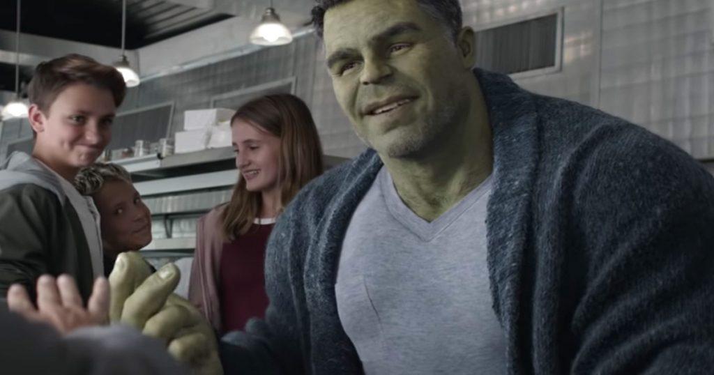 hulk marvel cinematic universe