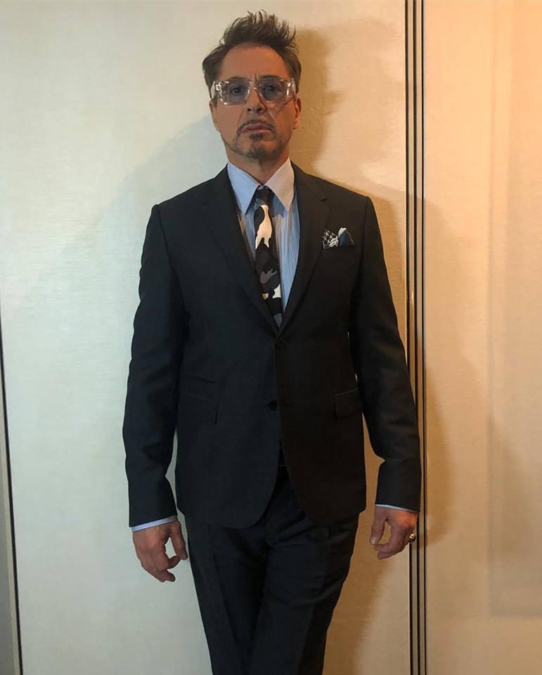 robert Downey Jr. Marvel cinematic Universe