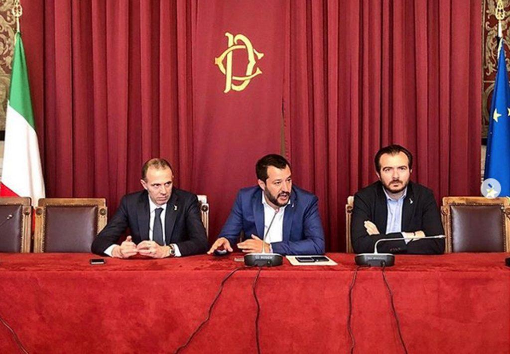 Salvini tria