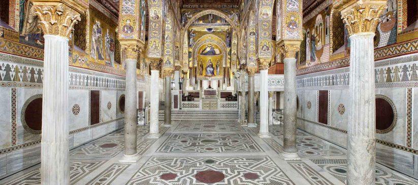 Cappella Palatina, Palazzo dei Normanni