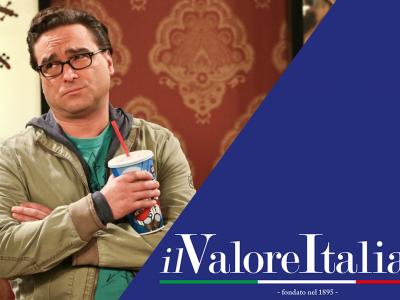 L'incontro con Leonard di The Big Bang Theory a Catania