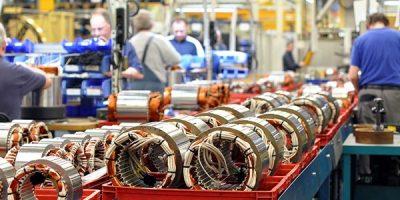 Industria, produzione ai livelli Pre-Covid: ad aprile +1,8%