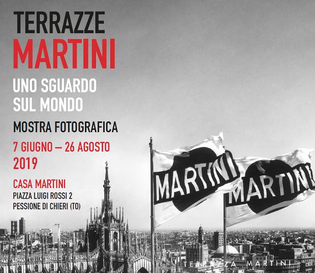 casa martini, mostra terrazze martini