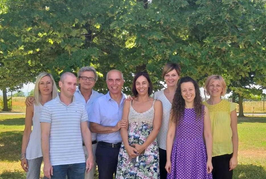 Il team dei ricercatori dell'Università di Parma, antibatterico naturale