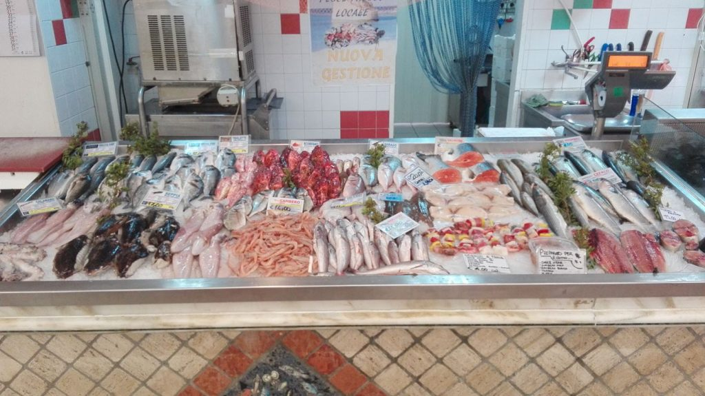 pesci origine straniera