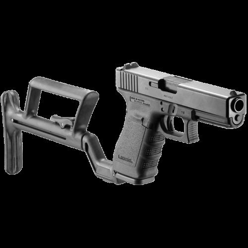 pistola mitra vigili