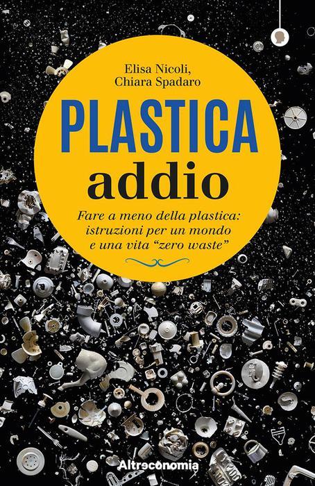 copertina libro plastica addio