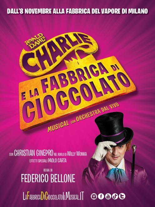 charlie e la fabbrica del cioccolato