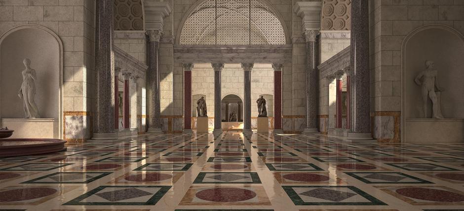 Terme di Caracalla - Immagine Coopculture