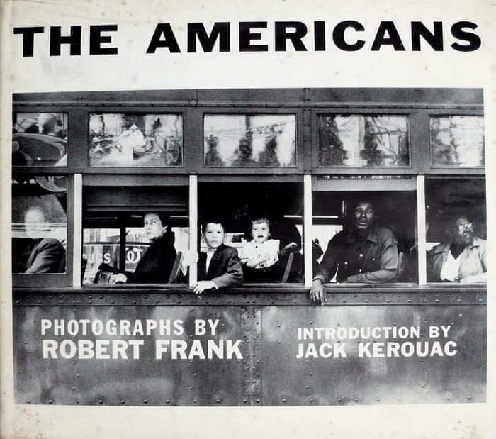 libro the americans, robert frank