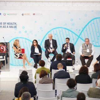 Conferenza di apertura del Meet in Italy for Life Sciences