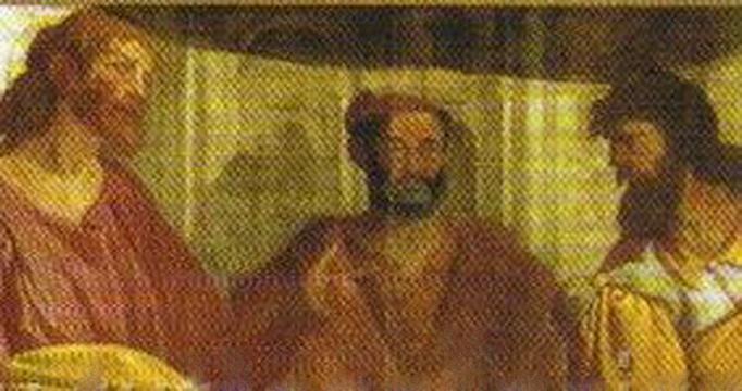 sveti Favst, Januarij in Marcial - mučenci
