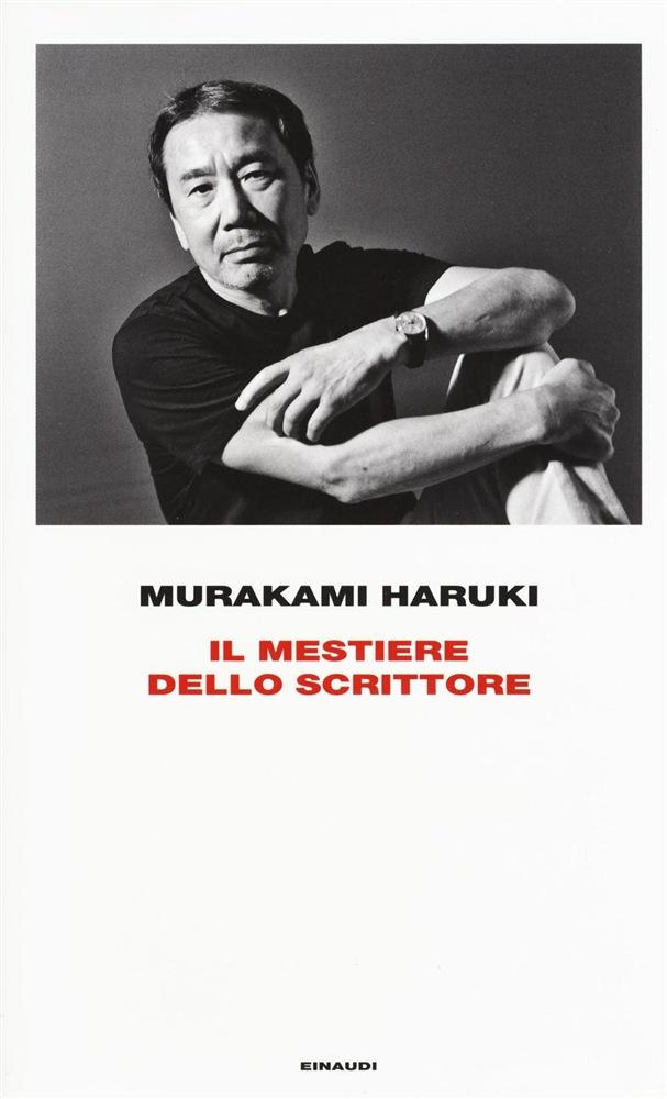 libro murakami il mestiere dello scrittore