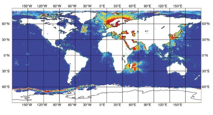 Interferenze satellitari 5G