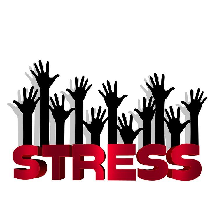 immagine di stress