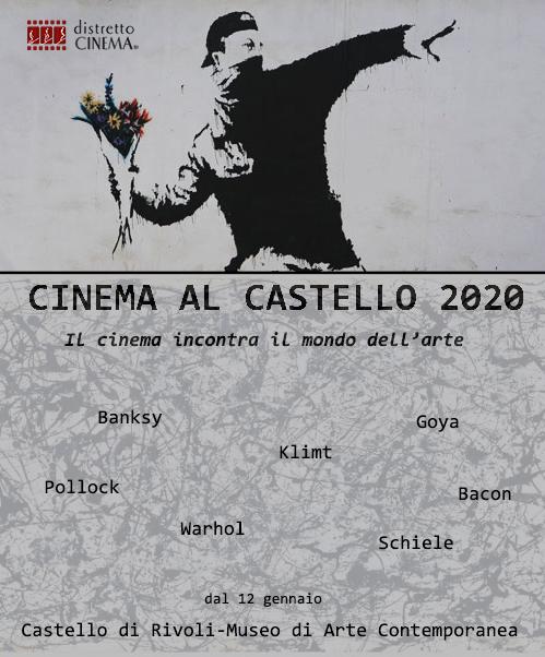 locandina cinema al castello