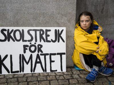 Greta Thunberg non ha fiducia nella COP26