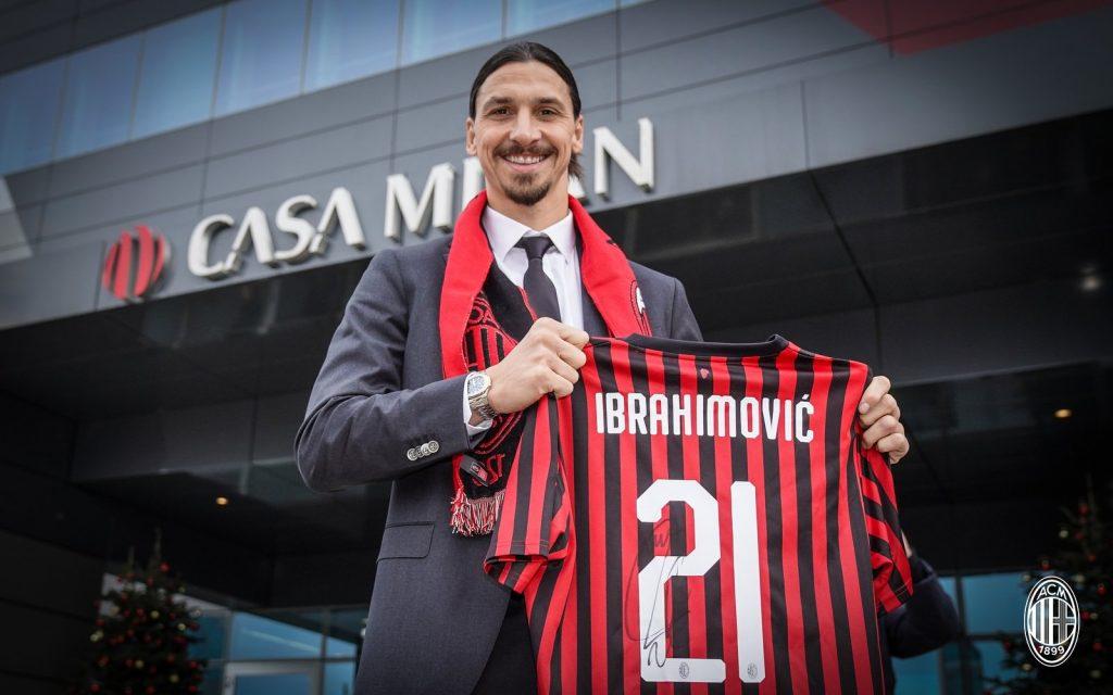 Ibrahimovic eroe due mondi