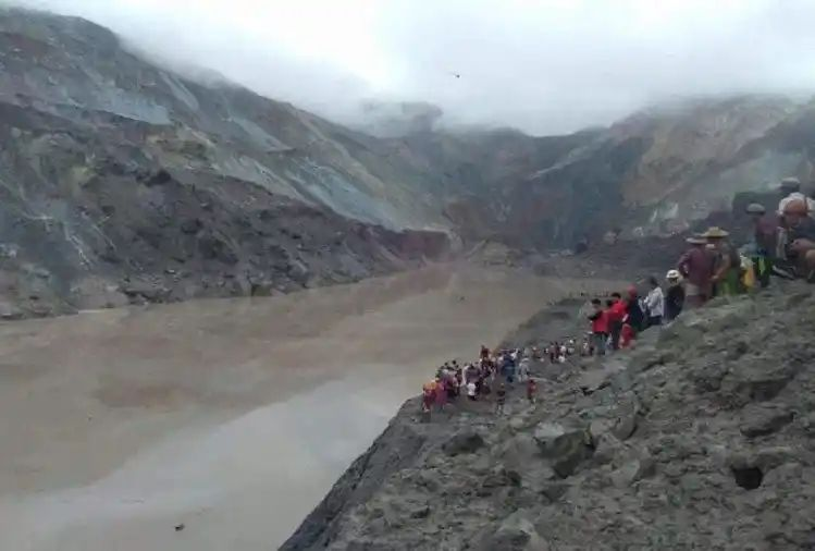Myanmar frana miniera