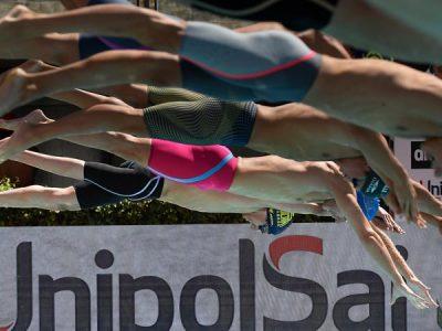 Nuoto italiano sugli scudi con Paltrinieri record e la solita Pellegrini