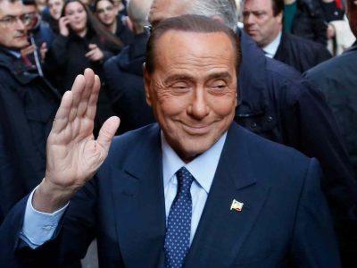 Berlusconi ricoverato nel Principato di Monaco per un problema cardiaco