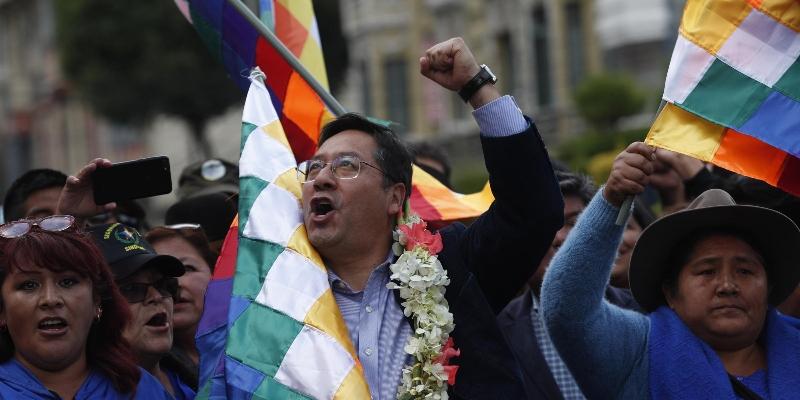 presidente Bolivia