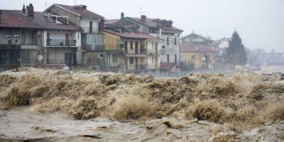 Cambiamenti climatici:  sempre più inondazioni in Europa