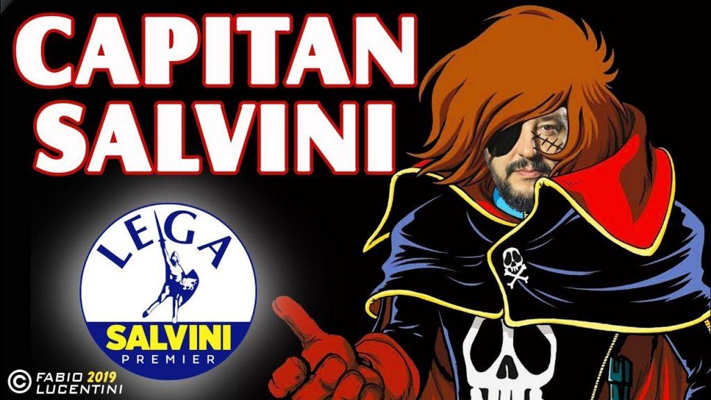 capitan salvini