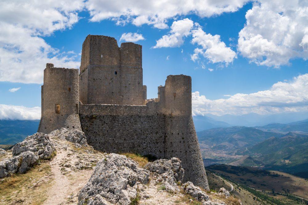 Abruzzo calo residenti