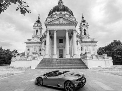 Con Lamborghini, un progetto fotografico per celebrare le bellezze d'Italia