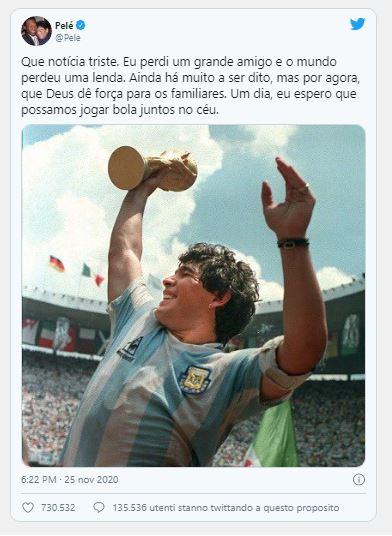 social Maradona