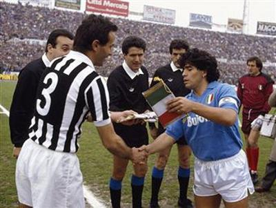 Cabrini Maradona