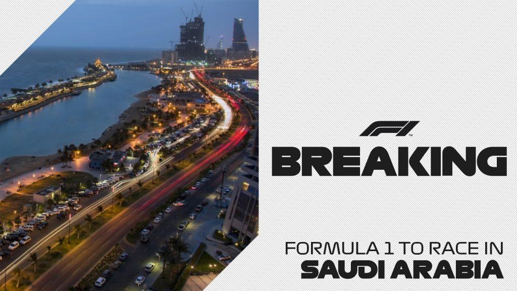 formula 1 arabia saudita